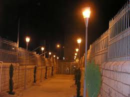 century lighting college point outdoor beam lighting engineering