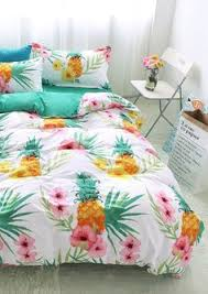 pineapples duvet cover beach house pinterest duvet bed