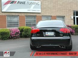 audi a4 tuner awe tuning audi b7 a4 performance exhausts awe tuning