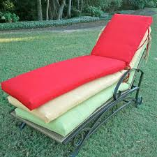 Poolside Chaise Lounge Blazing Needles Outdoor Patio Chaise Lounge Cushion U0026 Reviews