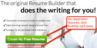 Free Resume Builder No Registration Resume Builder Comparison Resume Genius Vs Linkedin Labs