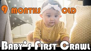 Old Baby Meme - 9 month old baby crawling family daily vlog youtube