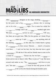 summer mad libs mad libs free mad libs and mad