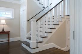 Design For Staircase Railing Side Stair Railing Designs Stairs Design Design Ideas