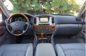 2003 lexus truck 2003 lexus lx 470 review ratings specs prices and photos the