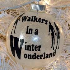 walking dead ornament walkers ornament