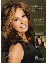 hair u wear raquel welch endorsements