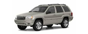 gray jeep grand cherokee with black rims 2002 jeep grand cherokee overview cars com