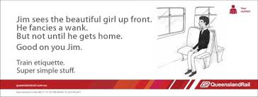 Queensland Memes - the best of the queensland rail ad meme
