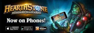 hearthstone for android hearthstone official site