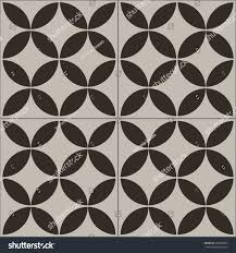 Floor And Decor Com by Patterned Floor Wall Tiles Modern Decor Stock Vector 569298007