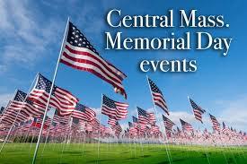 Mass Flag Memorial Day Events In Central Mass News Telegram Com