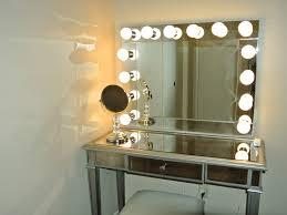 Vanity Lights Plug In Clear Makeup Vanity Table Home Design Ideas