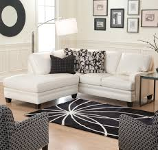 Modern White Sectional Sofa by Smith Brothers Build Your Own 5000 Series Small Sectional Sofa