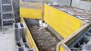 treppen einschalen römertreppe pooltreppe im schwimmbecken pool selber bauen de