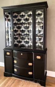 what is the best paint to put on kitchen cabinets black painted china cabinet painted by payne