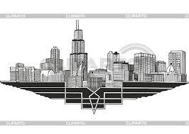 chicago stock photos and vektor eps clipart cliparto