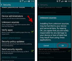 android security policy updates how to install an apk file on your android phone help support