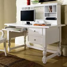 bella white desk with hutch dcg stores