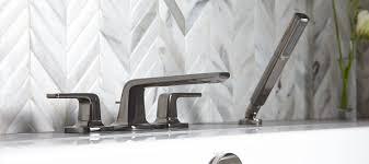 bath faucets bathing kallista