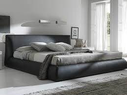 King Platform Bed With Headboard Bed Frame Bedroom Luxury King Platform Bed Frame With Headboard