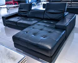 Navy Blue Leather Sectional Sofa Sectional Sofa Design Blue Leather Sectional Sofa Recliners Light