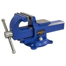 ri1405 renegade industrial 125mm quick adjust vice workshop