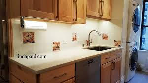Backsplash With Accent Tiles - accent tile art inserts decorative tiles and accent