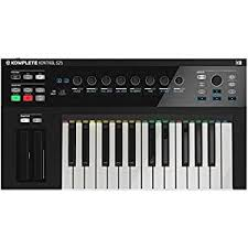 amazon black friday midi keyboards sale native instruments komplete kontrol s25 keyboard controller