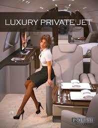 luxury private jet documentation center