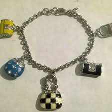 premier designs jewelry pd premier designs charm bracelet purse