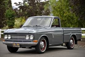 this 1968 datsun 520 was mildly modified by its previous owner