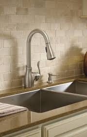 moen ca87006srs spot resist stainless kitchen faucet with pullout