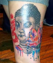 tattoosday a tattoo blog buddha at the nyc tattoo convention