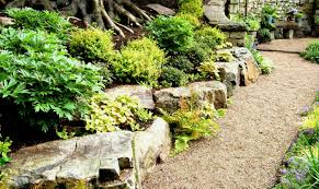Volcanic Rock Garden Fabulous Front Yard Rock Garden Ideas Yards Livingroom Design