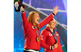 medal gold hair products photos silver and gold silver and gold canada s bobsleigh heroes