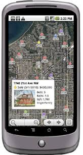 zillow app for android zillow launches android app to browse home sales and rental