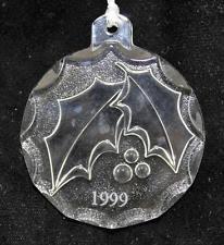 ornament orrefors art glass ebay