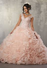 light pink quince dresses quinceanera dresses quince gowns madame bridal
