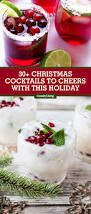 christmas cocktails vintage 30 easy christmas cocktails best recipes for christmas alcoholic