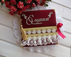 where to buy wedding photo albums wedding album bordo shop online on livemaster with shipping