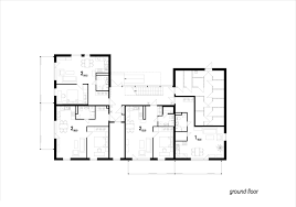 residential house floor plan with dimensions home deco plans
