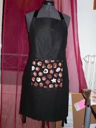 couture tablier cuisine tabliers de noël dans la tête de liette