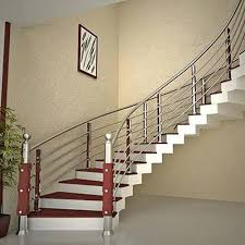 Banister And Handrail Stainless Steel Railings Manufacturer From Chennai