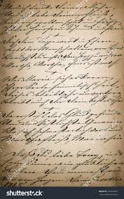 old writing paper vintage handwriting page old poetry book stock photo 222534079 vintage handwriting page of old poetry book manuscript aged paper background