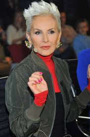 funky hairstyle for silver hair matka olgi sipowicz zmarła 44 lata temu gdy piosenkarka miała
