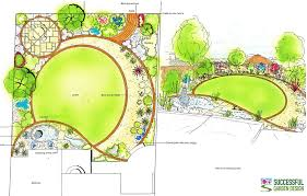 garden design makeover in a weekend garden design circles and