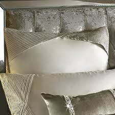 kylie minogue omara champagne duvet quilt cover bedding pillowcase