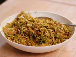 sauteed shredded brussels sprouts recipe ina garten food network