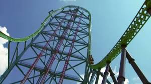 Biggest Six Flags Fury 325 Claims World U0027s Tallest Coaster Title Orlando Sentinel